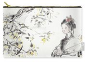 China Ancient Female Carry-all Pouch
