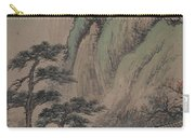 China Ancient Landscape Carry-all Pouch
