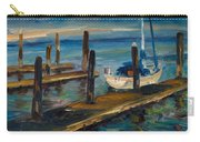 China Basin Docks Carry-all Pouch