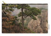 China, Mt. Huangshan Carry-all Pouch