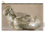 China: Neolithic Sculpture Carry-all Pouch