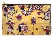 China: New Year Card Carry-all Pouch