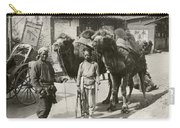 China: Peking, 1901 Carry-all Pouch