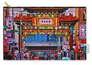 Chinatown Arch Philadelphia Carry-all Pouch