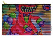 Chinatown Art Carry-all Pouch