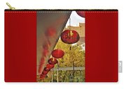 Chinatown - Chinese Lanterns Carry-all Pouch