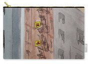 Chinatown Fire Escape Carry-all Pouch