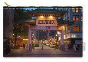Chinatown Gate Boston Ma Carry-all Pouch