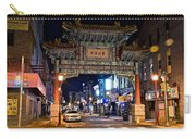 Chinatown In Philadelphia Carry-all Pouch