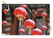 Chinatown Lanterns Carry-all Pouch