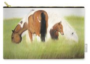 Chincoteague Ponies Carry-all Pouch