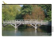 Chinese Bridge Over The River Carry-all Pouch