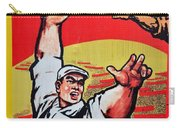 Chinese Communist Party Workers Proletariat Propaganda Poster Carry-all Pouch