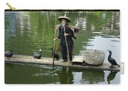 Chinese Cormorant Fisherman Carry-all Pouch