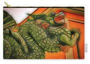 Chinese Dragon Art Carry-all Pouch
