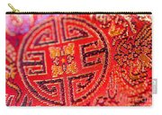 Chinese Embroidery Carry-all Pouch