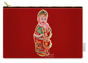 Chinese Figure Of Culture Carry-all Pouch
