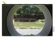 Chinese Garden View Carry-all Pouch