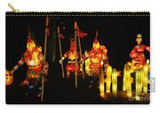 Chinese Lantern Festival British Columbia Canada 9 Carry-all Pouch