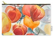 Chinese Lanterns - Symbol Of Friendship Carry-all Pouch