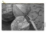 Chinese Lanterns In Black And White Carry-all Pouch