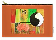 Chinese Medicine Carry-all Pouch