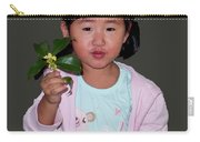 Chinese Orphan Girl Carry-all Pouch