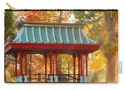 Chinese Pavillion In Tower Grove Park Carry-all Pouch