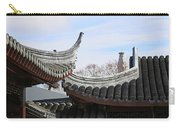 Chinese Rooflines Carry-all Pouch