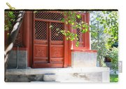 Chinese Temple Garden Carry-all Pouch