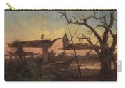 Chinook Burial Grounds Carry-all Pouch