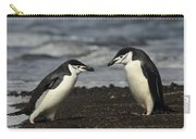 Chinstrap Penguin Duo Carry-all Pouch