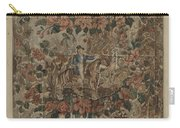 Chintz Square Carry-all Pouch
