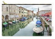 Chioggia Venice Italy Carry-all Pouch