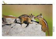 Chipmunk Love Carry-all Pouch