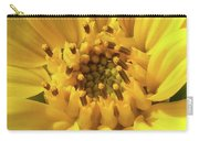 Chipmunk Planting - Sunflower Carry-all Pouch