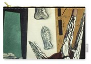Chirico: Arch, 1914 Carry-all Pouch