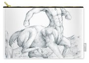 Chiron The Centaur Carry-all Pouch