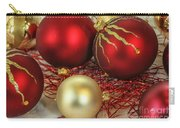 Chirstmas Ornaments Carry-all Pouch