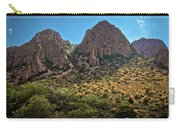 Chisos Mountain Range Carry-all Pouch