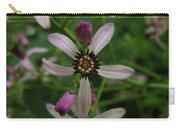 Chock Cherry Flower Carry-all Pouch