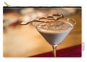 Chocolate And Cream Martini Cocktail Carry-all Pouch