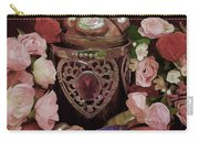 Chocolate And Romance Carry-all Pouch