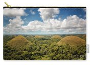 Chocolate Hills Carry-all Pouch