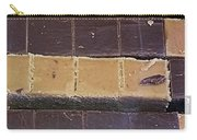 Chocolate Peanut Butter Fudge Carry-all Pouch