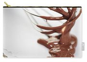 Chocolate Sauce On Whisk Carry-all Pouch