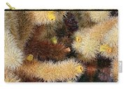 Cholla Cactus Carry-all Pouch