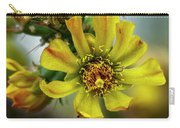 Cholla Flower H1848 Carry-all Pouch