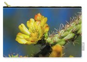 Cholla Flower H40 Carry-all Pouch