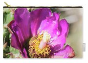 Cholla Flower Carry-all Pouch